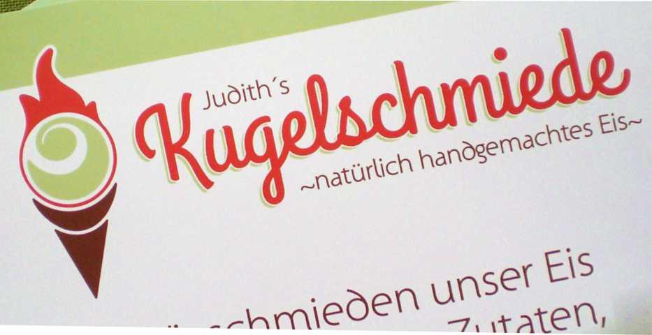 Portfolio Branding Design Kugelschmiede Flyer TB