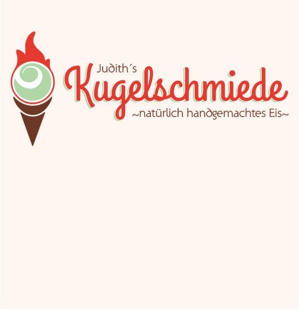 Portfolio Branding Design Kugelschmiede Logo Vorschau gewählt