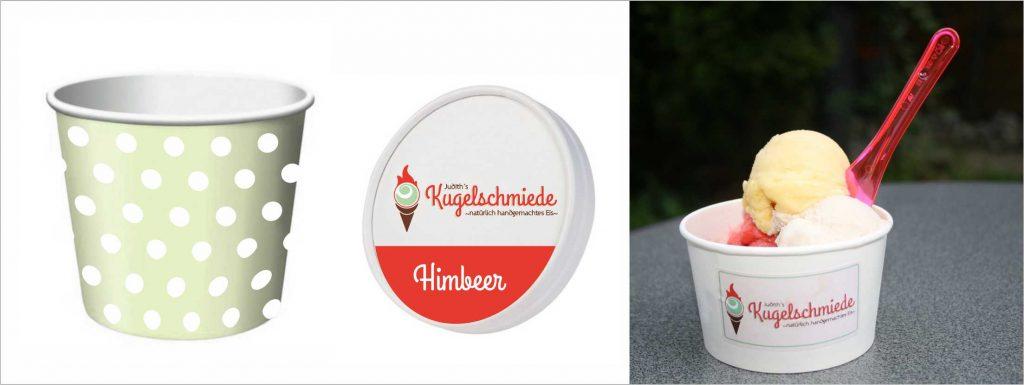 Portfolio Branding Design Kugelschmiede Verpackungsdesign