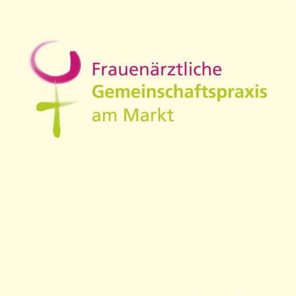 Portfolio Frauenarzt Logodesign Vorschau all2design Laura Friedrich