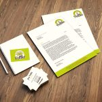 Logodesign und Branding für Bäckerei Pehlke