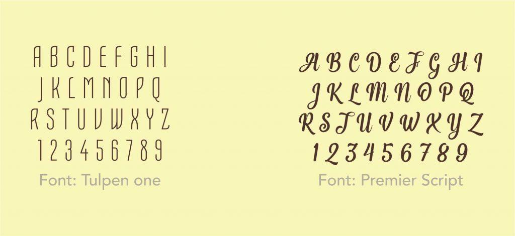 Portfolio Pehlke Logodesign Corporate Design Schriften all2design Laura Friedrich