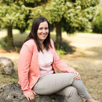 Laura Friedrich, Grafikdesignerin & Gründerin von all2design
