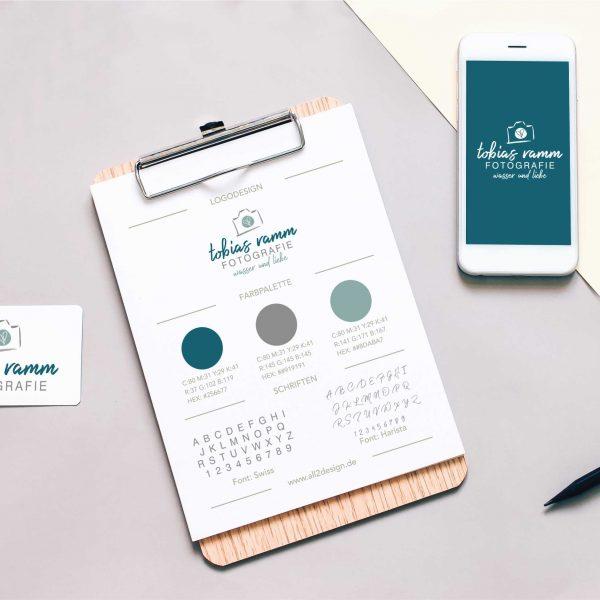 all2design Logodesign corporate design fotografie tobias ramm
