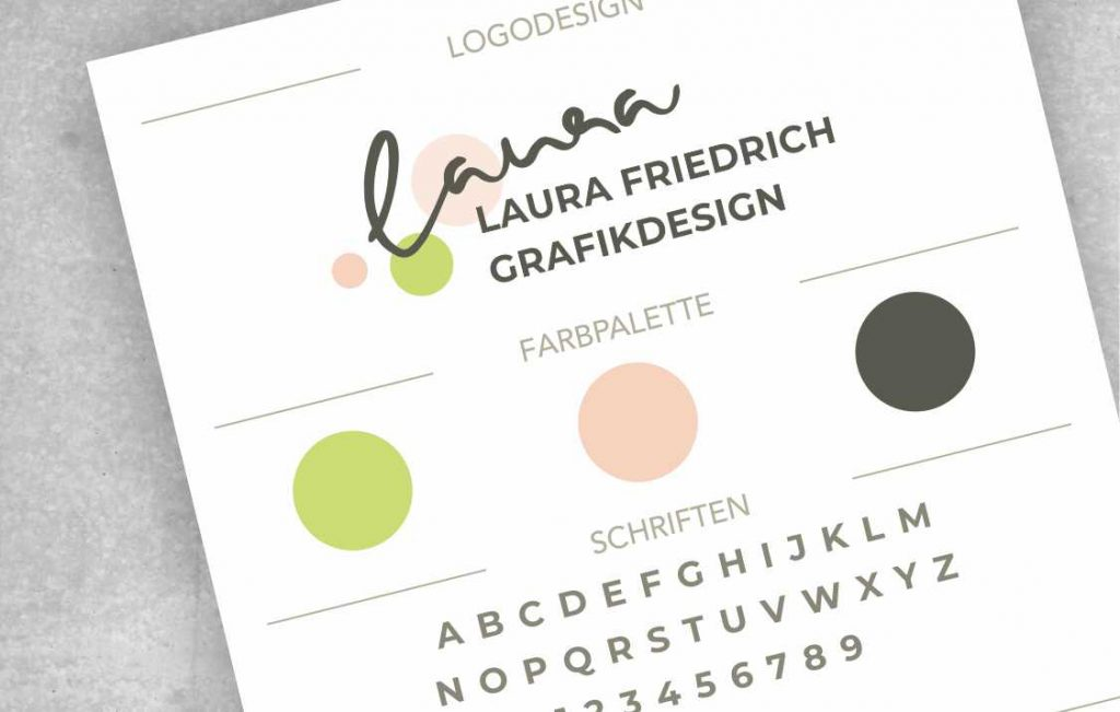 Blog Redesign Logo Design Corporate redeisgn neues Logo - Frisches Design
