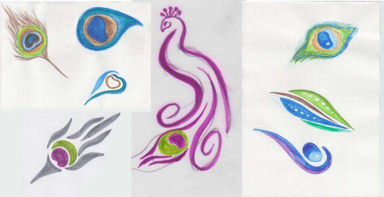 Entwürfe Logodesign Kosmetikerin