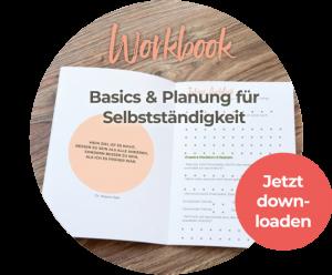 IG_Workbook Basics Design Business Planung für Selbstständige